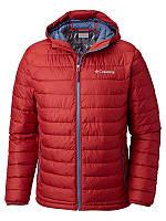 Куртка мужская утепленная Columbia Lite Hooded WO1151-612
