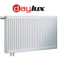 Сталевий панельний радіатор Daylux тип 22 300х700 (нижнє підключення), фото 1