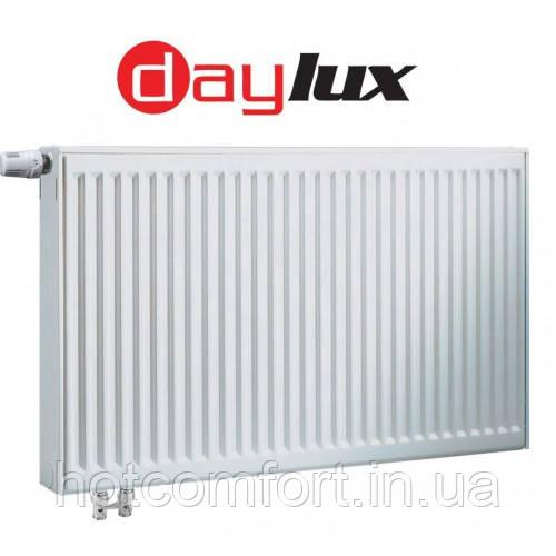 Сталевий панельний радіатор Daylux тип 22 500х1200 (нижнє підключення)