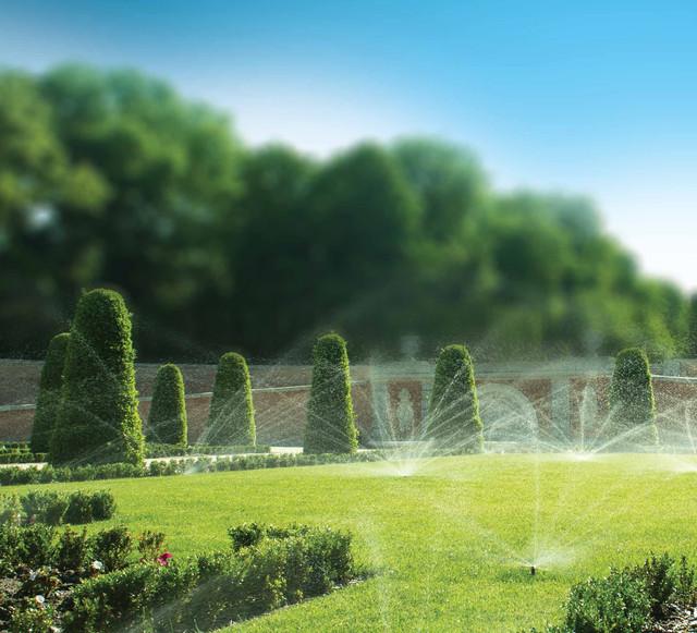 Форсунка mp Hunter - качественный полив газона