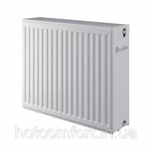 Стальной панельный радиатор Daylux тип 33 300х600 (боковое подключение)