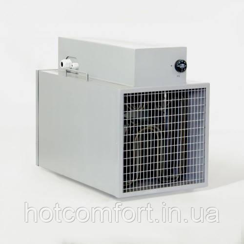 Тепловентилятор Днипро ТЭВ 18 кВт