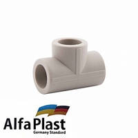 Тройник 40 Alpha Plast
