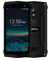 Захищений протиударний невмирущий смартфон POPTEL P8 - HD 5 ДЮЙМІВ, 2/16 GB, 3750 МАЧ, РАЦІЯ