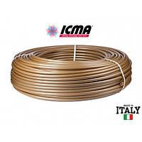 Труба для теплої підлоги ICMA Floor 16x2 з кисневим бар'єром