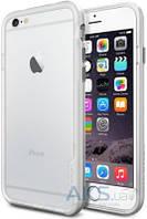 Чехол SGP NEO Hybrid EX Apple iPhone 6, iPhone 6S White Silver