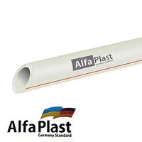 Труба поліпропіленова Alpha Plast PN 20 (Ø 32 мм)