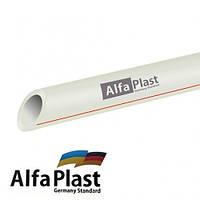 Труба поліпропіленова Alpha Plast PN 20 (Ø 63 мм)