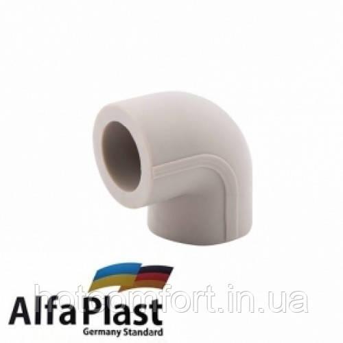 Угол (90) 25 Alpha Plast