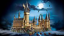 Обзор конструктора Lepin 16060 Magic World (Гарри Поттер) Большой замок Хогвартс.