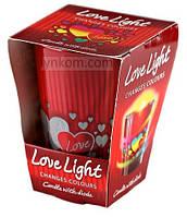 Ароматическая свеча с LED подсветкой (УЦЕНКА)