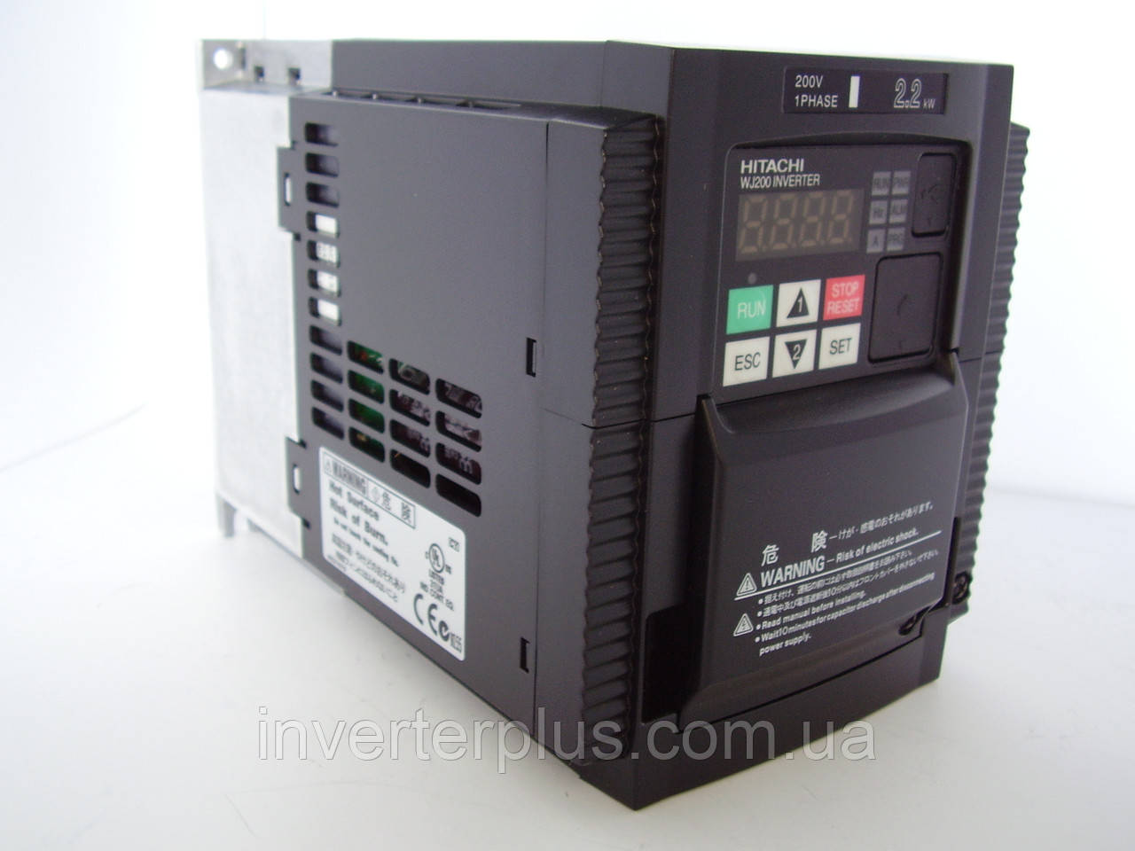 WJ200-022SF; 2,2кВт/220В. Преобразователь частоты Hitachi