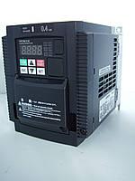 WJ200-004HF; 0,4кВт/380В. Частотник Hitachi, фото 1