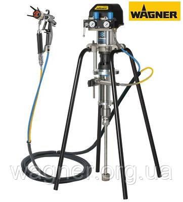 Пневматический поршневой насос Wildcat 18-40 на четыреноге - WAGNER, Окрасочное оборудование в Одессе