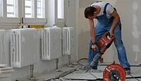 Как проводится замена отопления в квартире