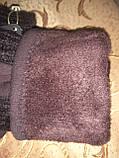 Вязание шерсти трикотаж женские перчатки  плоншете ANJELA только оптом, фото 5