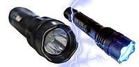 Тактический фонарь электрошокер Police 1103 Молния