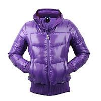 Пуховик куртка спортивная, женская Adidas J Down Bomber O05139 адидас, фото 1
