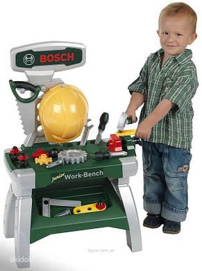 Мастерская с инструментами игровой набор Bosch Klein 8612, фото 2