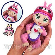 Интерактивная кукла-пупс Тини Тойс/Tiny Toes Ticklish Tess Фингерлингс