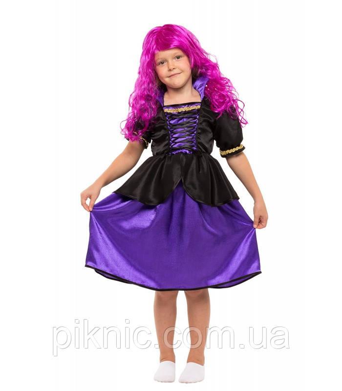 Костюм Элизабет 5,6,7,8,9 лет Детский новогодний карнавальный костюм Монстер Хай