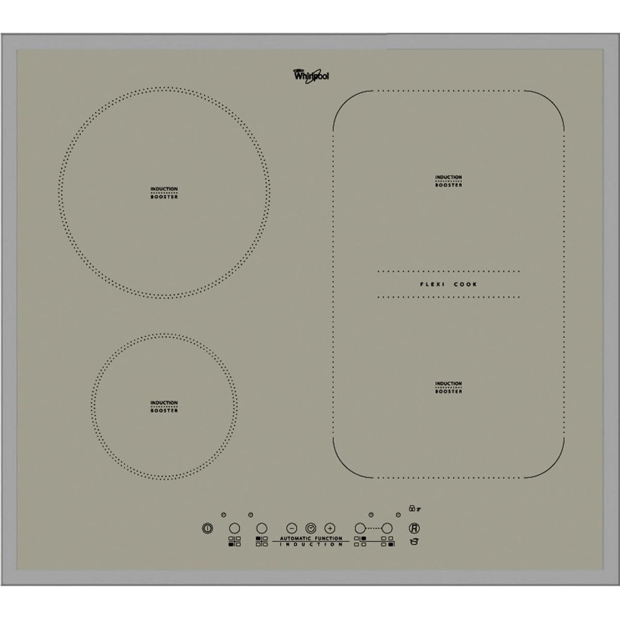 Варочная поверхность электрическая Whirlpool ACM 808 BA/S