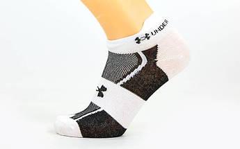 Носки спортивные мужские укороченные Under Armour (полиэстер, хлопок, р-р 40-44, цвета в ассортименте)