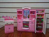 Кукольная мебель Глория Gloria 24016 Большая Кухня Барби, фото 1