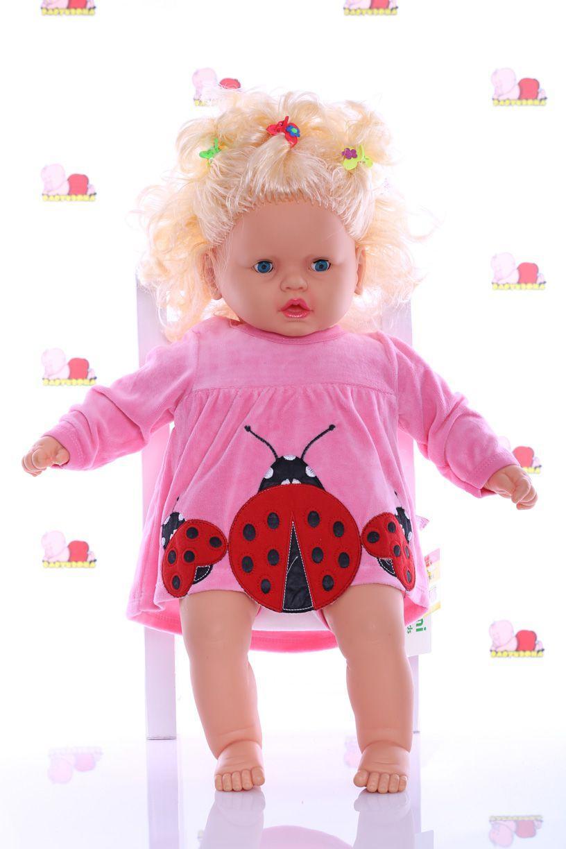 Боди-платье сонечко розовое