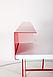 Компьютерный стол Mayakovsky красный/белый, TM AMF, фото 7