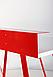 Компьютерный стол Mayakovsky красный/белый, TM AMF, фото 8