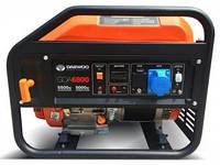 Бензиновый электрогенератор Daewoo GDA 6800