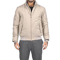 Куртка Geox M5421D DARK SESAME 56 Серая, КОД: 260815