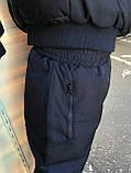 Зимний мужской костюм плащевка теплый, фото 4