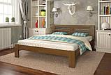 Кровать дерево Шопен полуторная 120 (Арбор) , фото 2