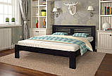Кровать дерево Шопен полуторная 120 (Арбор) , фото 4
