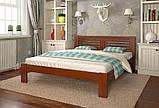 Кровать дерево Шопен полуторная 120 (Арбор) , фото 5