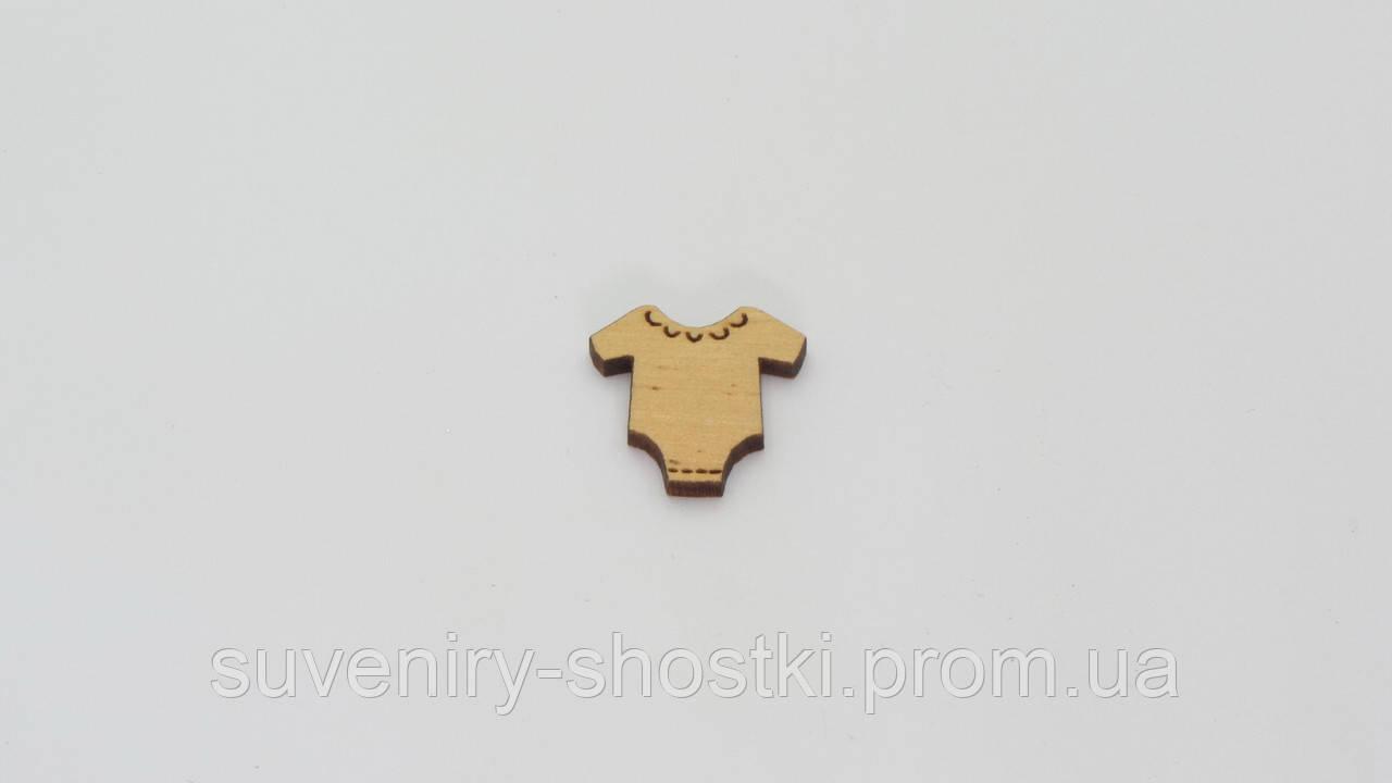 Деревянная заготовка - Распошонка (10 мм)