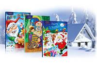 Детский новогодний шоколадный календарь 75г