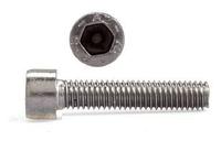 Винт 6x45 с цилиндрической головкой с внутренним шестигранником из нержавеющей стали DIN 912
