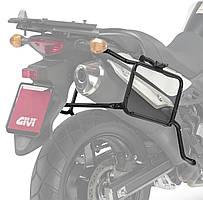 Крепление боковых кофров Givi Monokey для мотоцикла Suzuki DL650 V-Strom 2011-2014