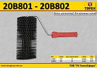 Валик игольчатый 14мм,  TOPEX  20B801
