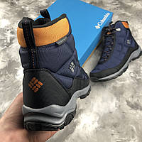 Мужские ботинки Columbia Firecamp Boot Collegiate Navy Bright Copper 9f31cacb39b62