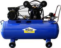 КомпрессорWerk VBM-2T0.4-100(2.2 кВт, 420 л/мин., ресивер 100 л)