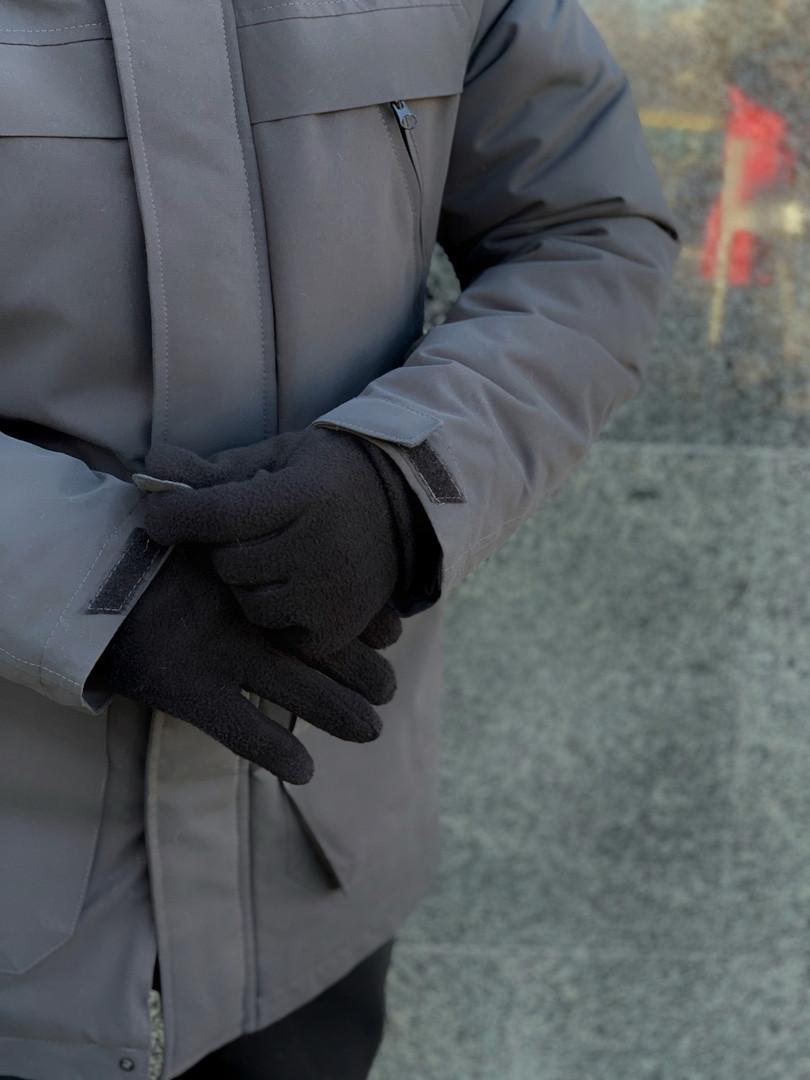 Зимние мужские перчатки