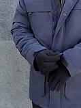 Зимние мужские перчатки, фото 2