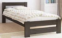 Кровать дерево Симфония односпальная 90 (Арбор)