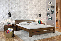 Кровать дерево Симфония двуспальная 160 (Арбор)