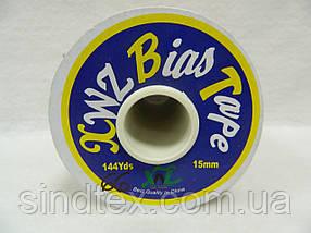 066 облямівки атласна (satin) XBT, кави з молоком, 144 ярду, фото 3