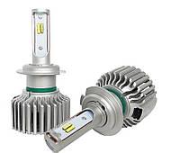 Комплект світлодіодніх ламп (Лінз НЕ нужно) HB4 (9006) | Три кольори | 3000K | 4300K | 6000K | 35 Вт |